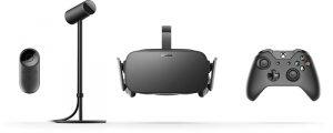 Oculus Rift vs Lenovo Explorer