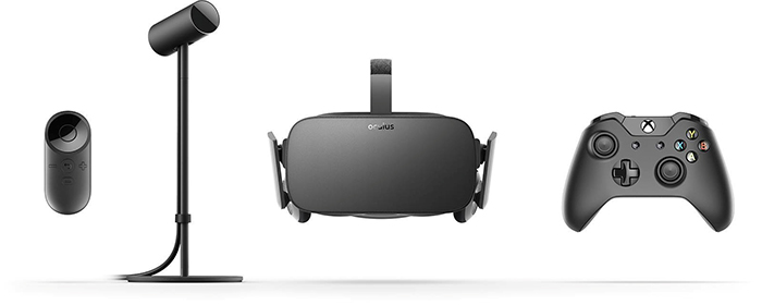 Oculus Rift Specifications
