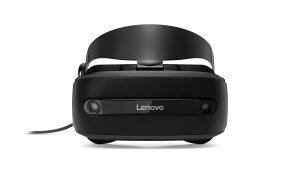 Lenovo Explorer Headset Mixed Reality vs Oculus Rift