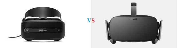 Windows Mixed Reality vs Oculus Rift