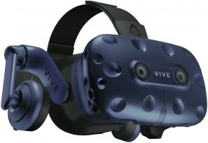 HTC Vive Virtual Reality Headset vs Oculus Rift
