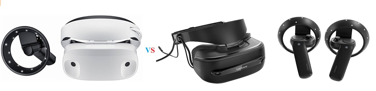Lenovo Explorer vs Dell Visor Review