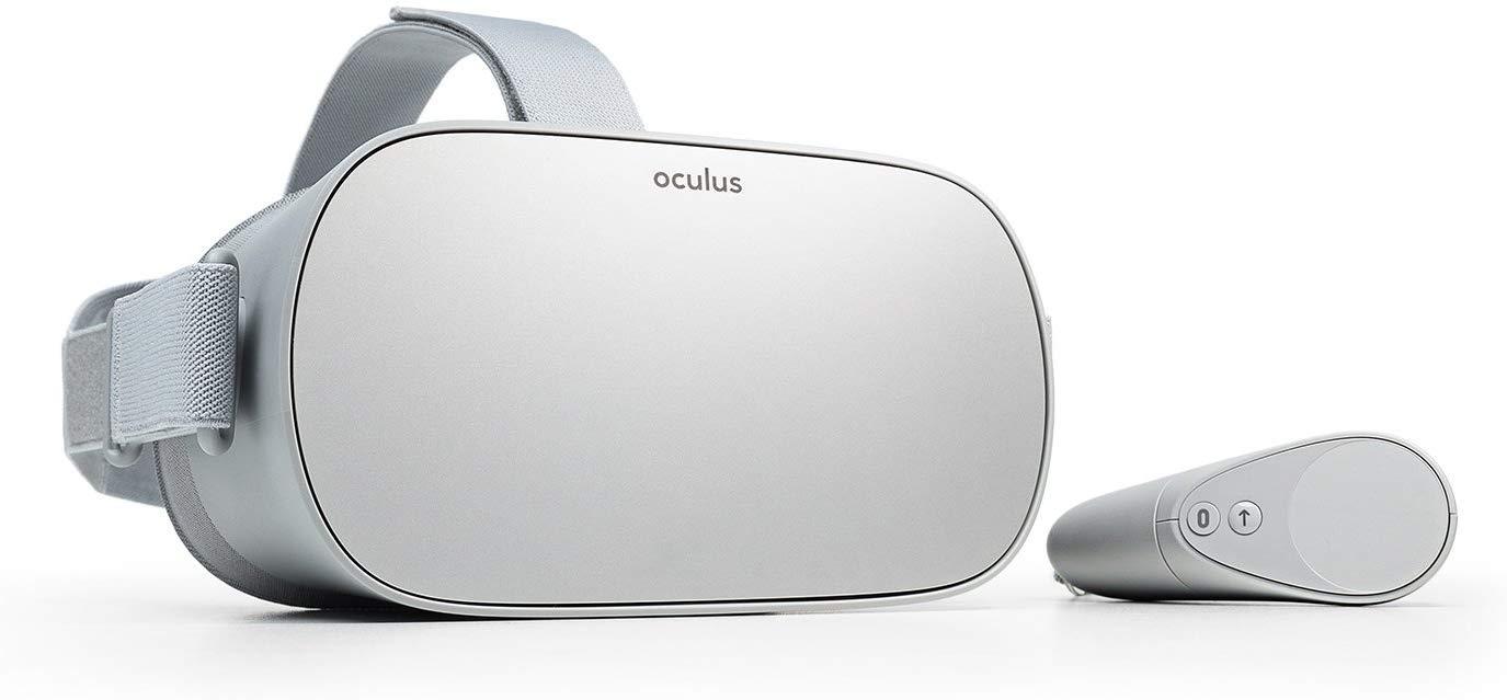 Oculus GO 32 vs 64gb