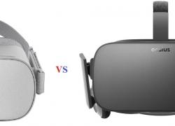 Oculus Rift vs Oculus GO VR