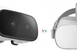 Oculus Go vs Lenovo Mirage Solo VR Headset