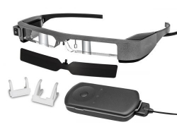 Epson Moverio BT-300 FPV Smart Glasses for DJI Drones Edition