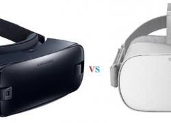 Oculus Go vs Gear VR Headset